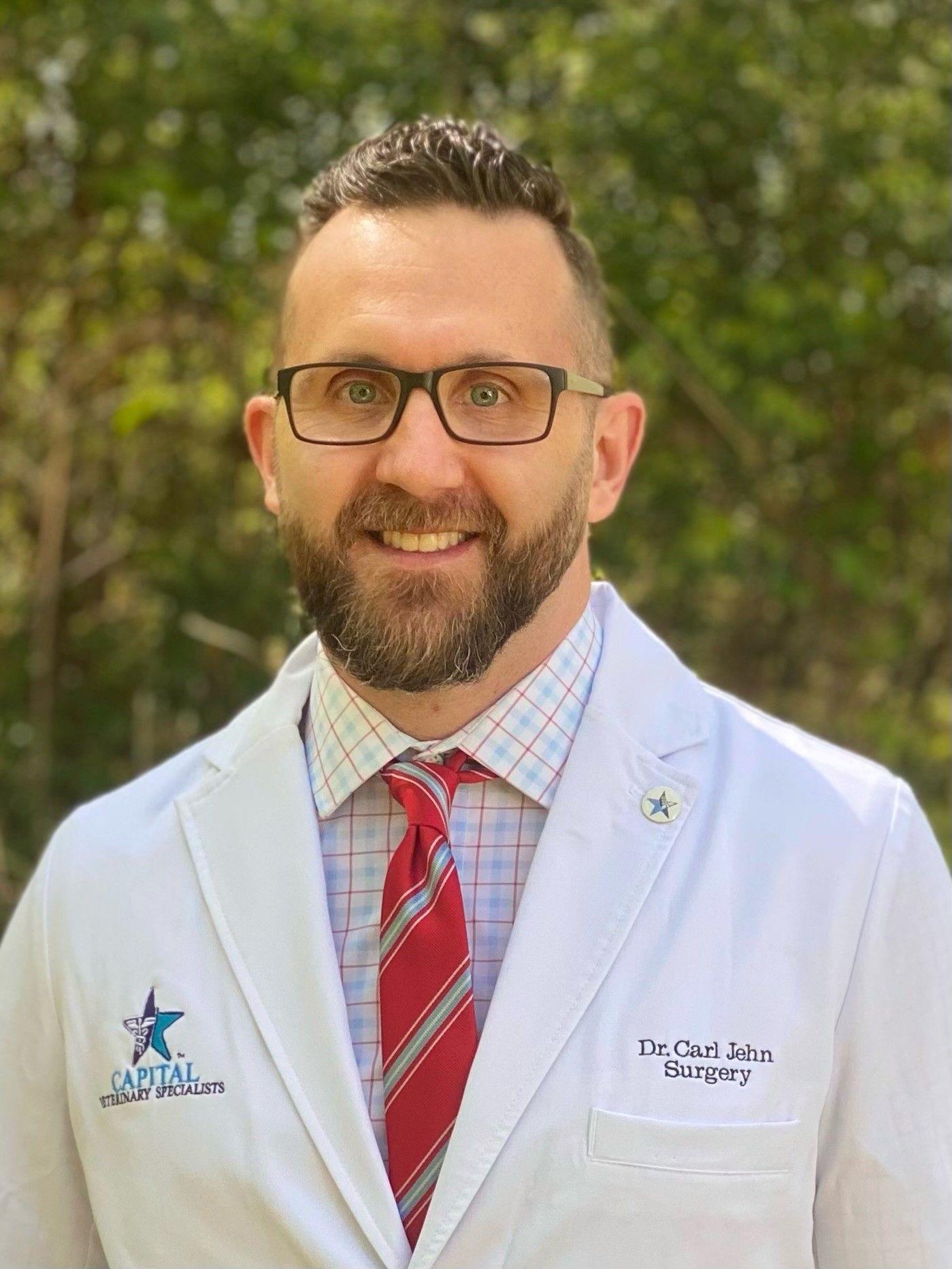 Dr. Carl T. Jehn, DVM, MS DACVS