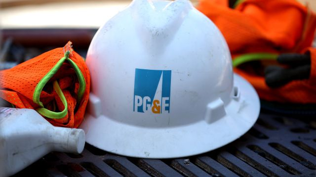 Insurance Companies Sue PG&E Over Wildfires Damages