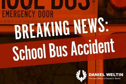 School bus accident in El Sobrante injures pregnant woman, 14 others