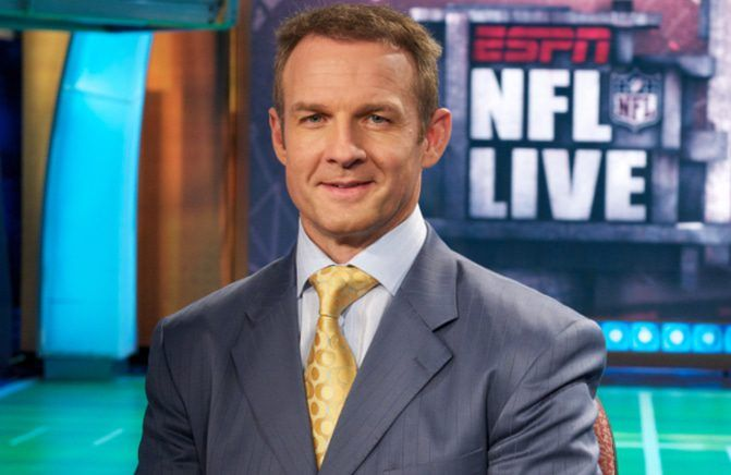 Merril Hoge Former NFL ESPN Analyst Says RoundUp Caused His Cancer