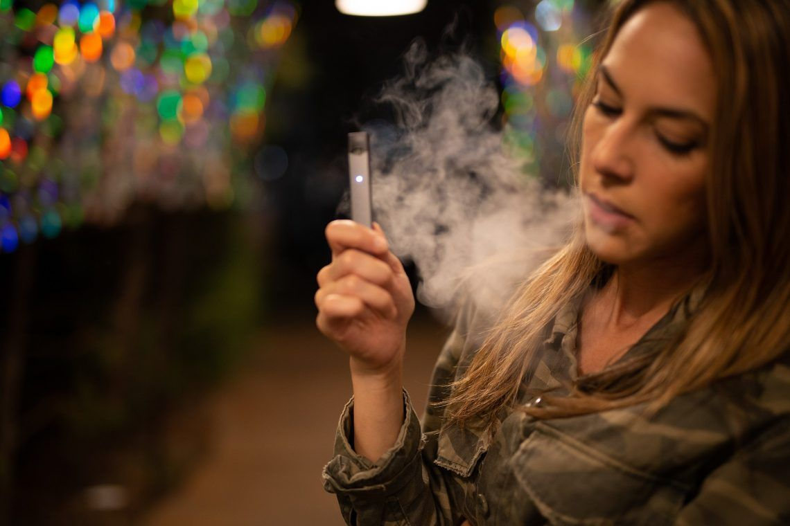 Vaping Injuries On The Rise