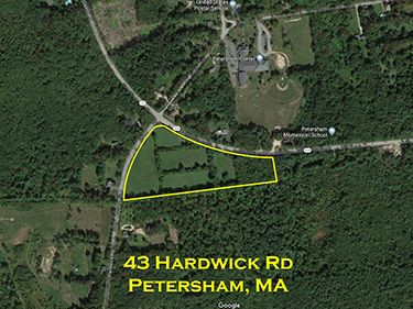 43 Hardwick Rd - Petersham, MA 01366