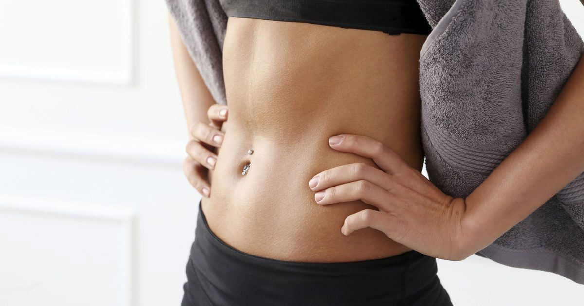 A Mini Abdominoplasty Makes Your Lower Abdomen Look Trimmer