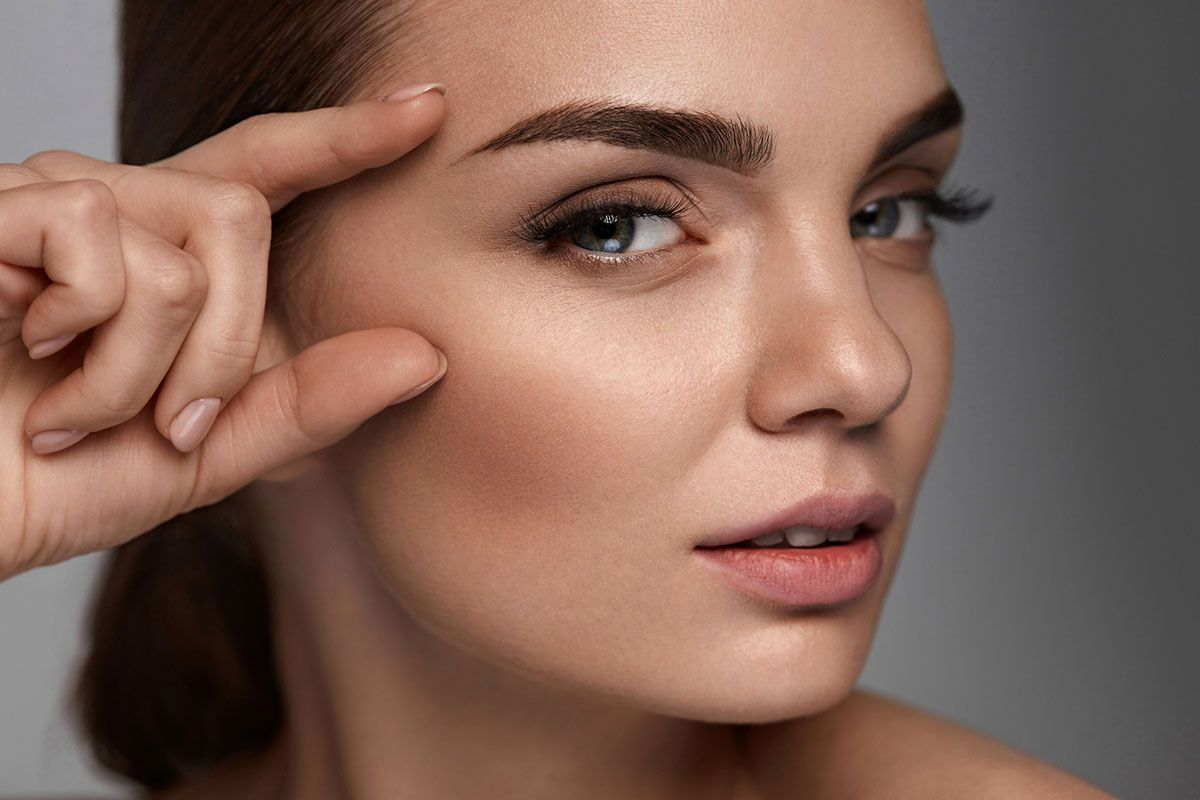 The Endoscopic Brow Lift Is a Less Invasive Option