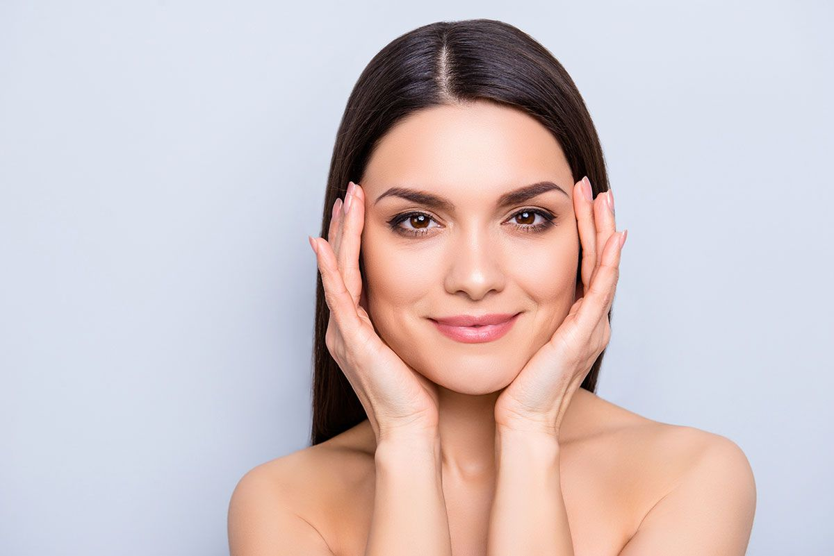 Tightening Drooping Facial Tissues Results in a Younger Look