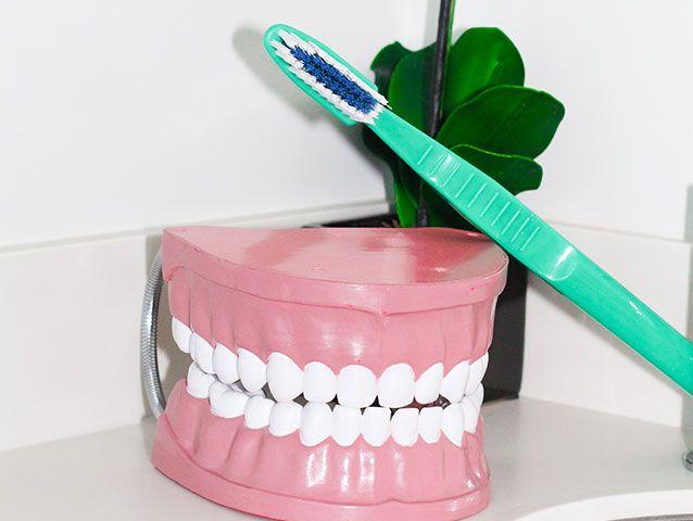 dental structure