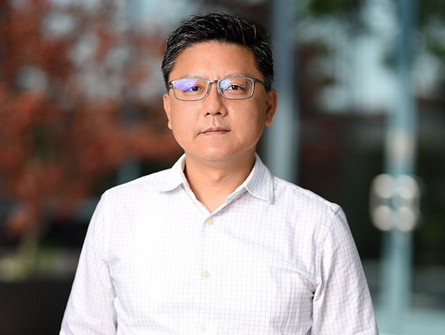 Meet Dr. Kim Luu