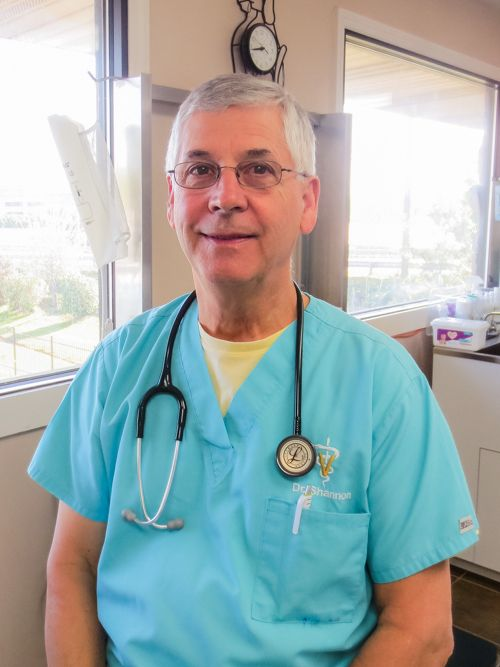Dr. William Shannon, DVM