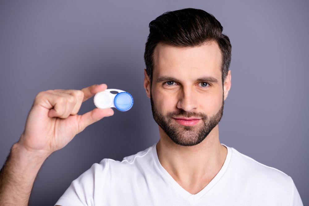 What's Involved During a Contact Lens Fitting?