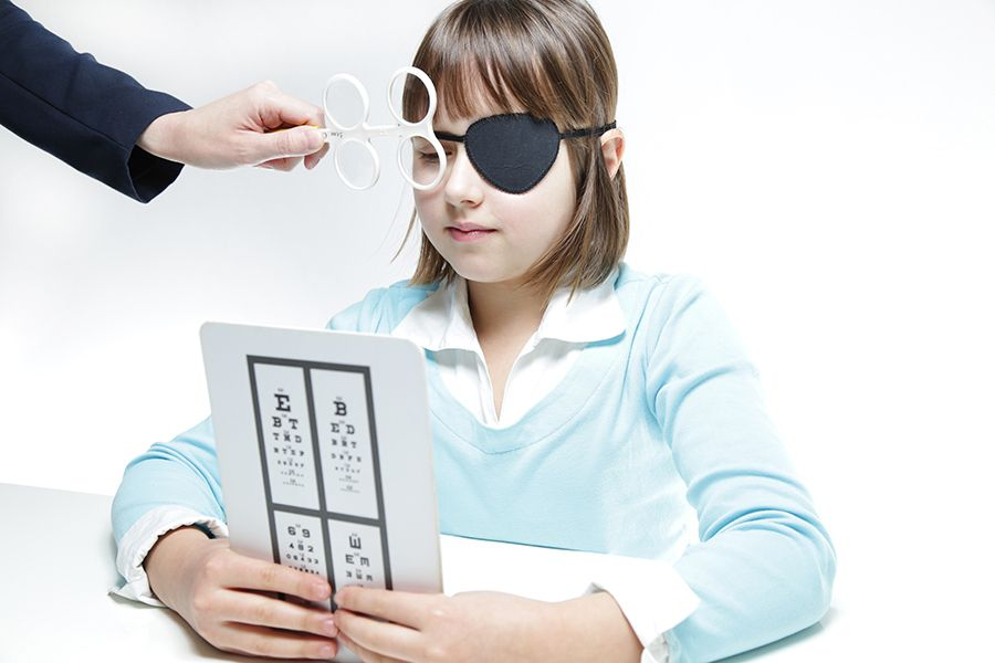 Children Vision Test