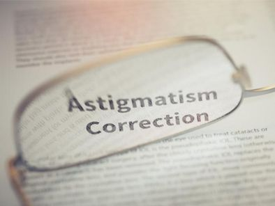 The 3 Types of Types of Astigmatism and How to Correct Them