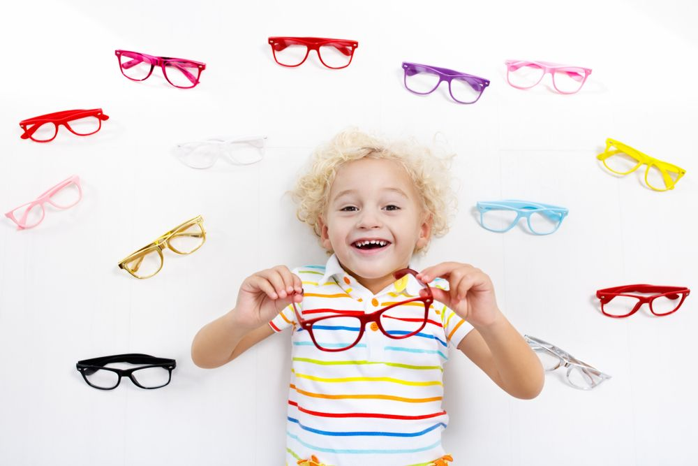 What to Expect During Your Child's First Eye Exam