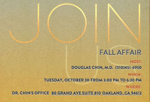 Fall Affair