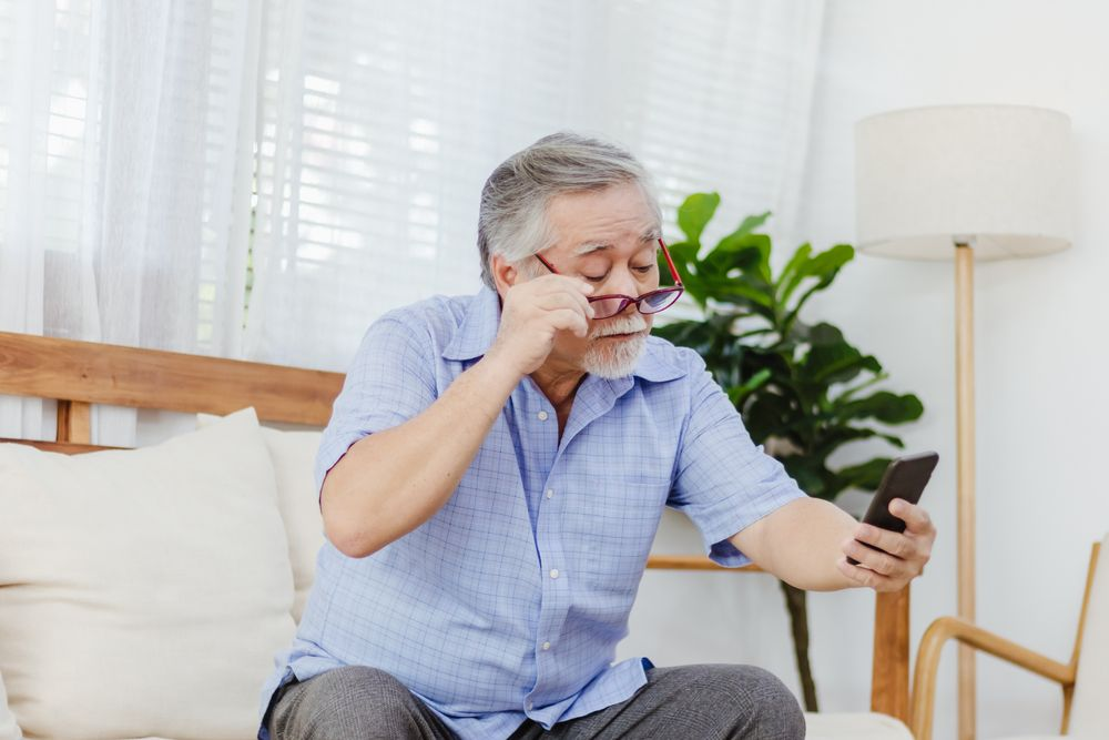 Age-Related Macular Degeneration: Symptoms & Treatments