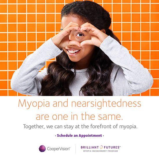 nearsightedness in children