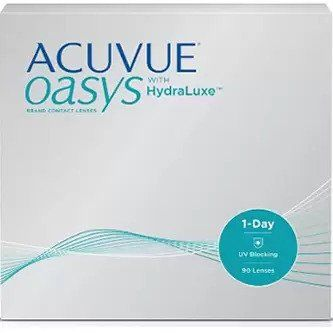 Acuvue Daily Disposable Lenses