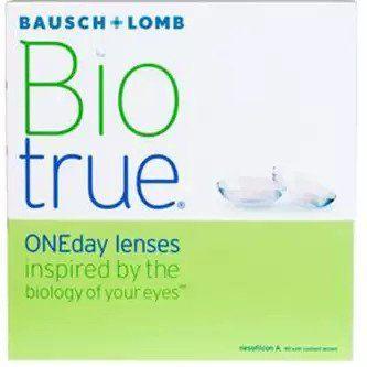BioTrue Daily Disposable Lenses