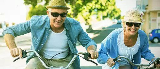 Macular Degeneration: Colors are muted & less vibrant