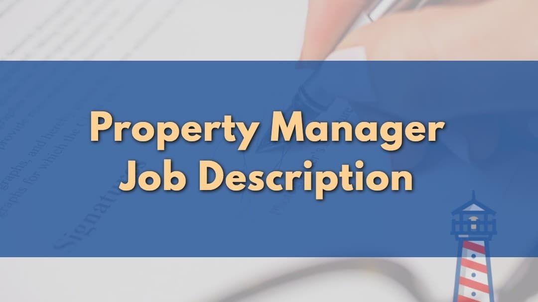 Property Manager Job Description – What Do Oakland Property Managers Do?