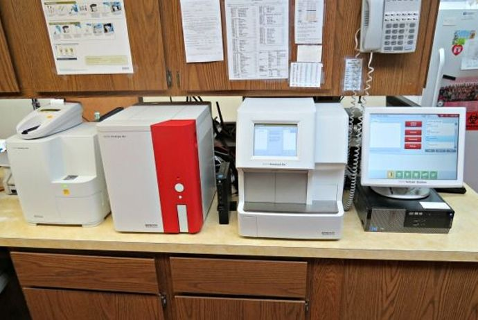 In-Clinic Diagnostics & Testing