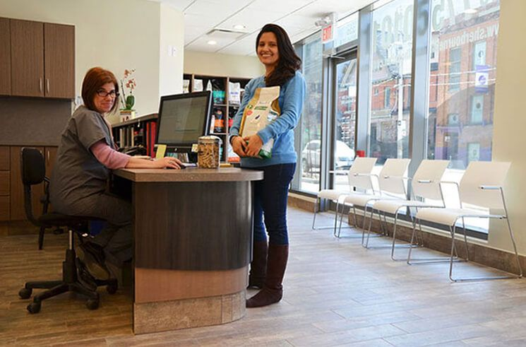 The front reception is always warm and inviting with helpful friendly staff to greet you.