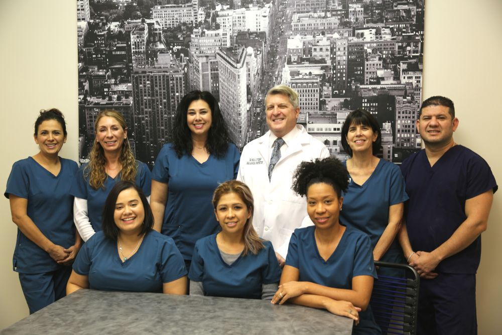 Houston Prosthodontic Associates Team