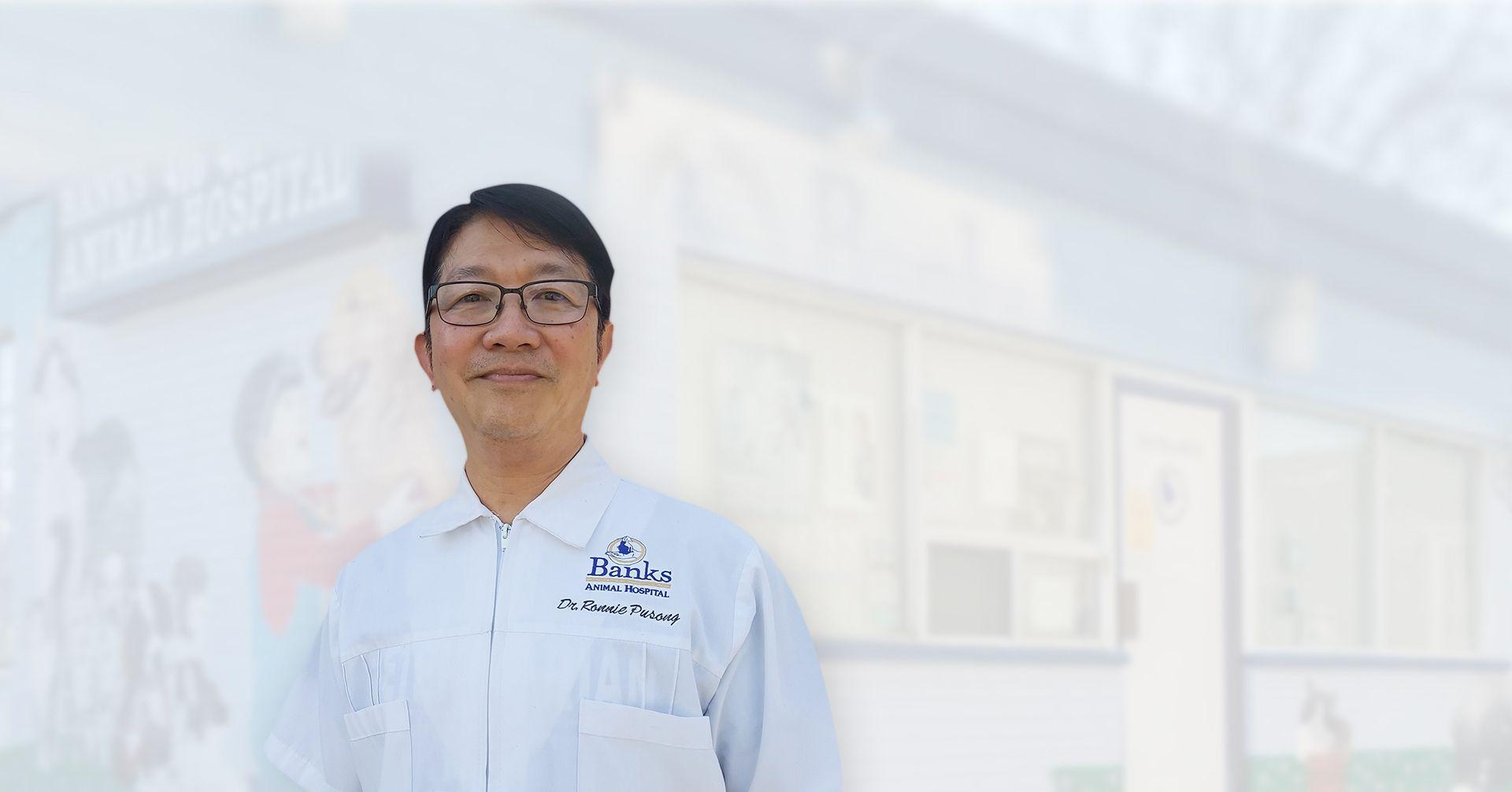 Dr. Ronnie Pusong
