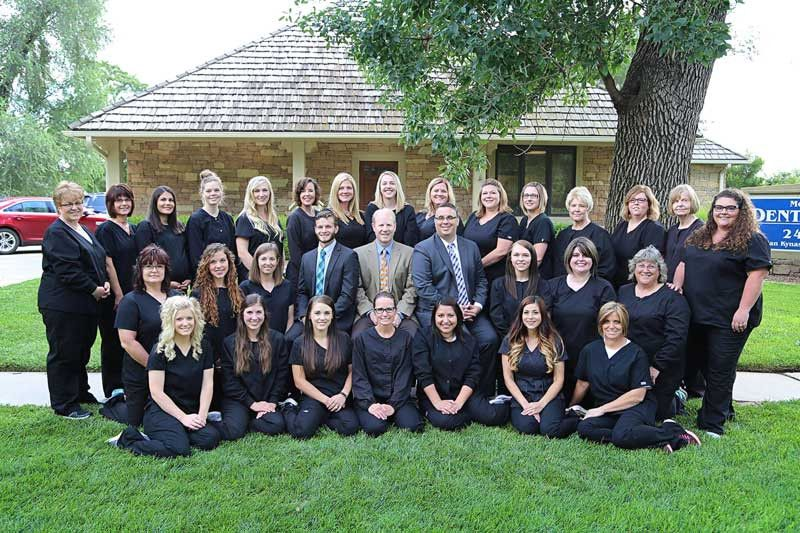 McPherson Dental Care team