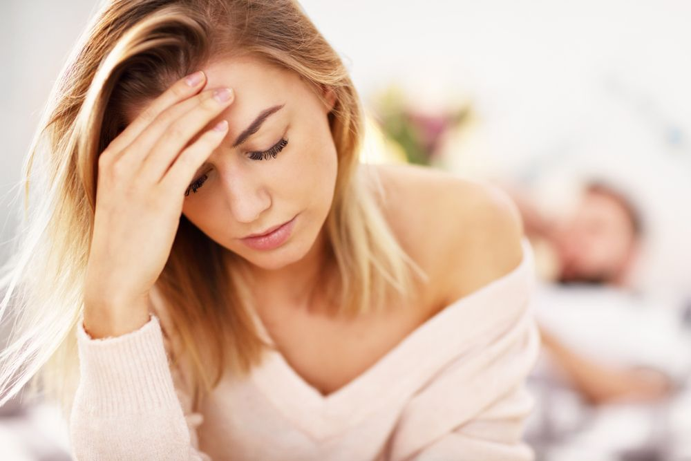 Anxiety/Depression and Effect on Brain and Recovery