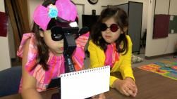 children in vision therapy