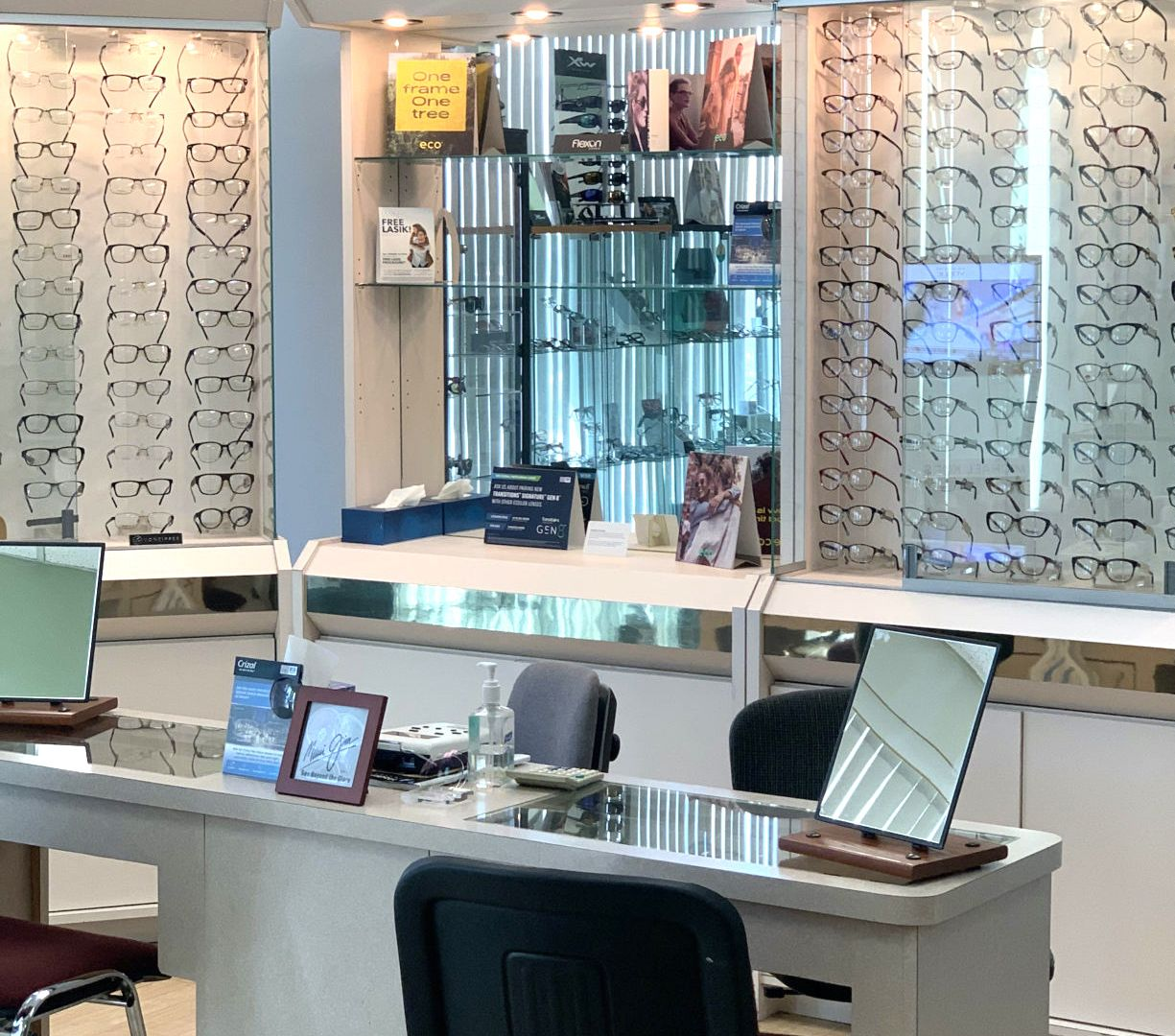 Welcome to the New Montebello Eye Care Website!
