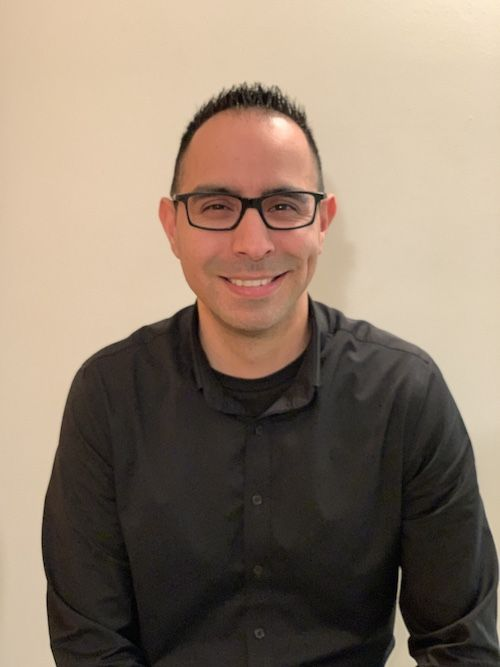 Joe Parra, Office Manager