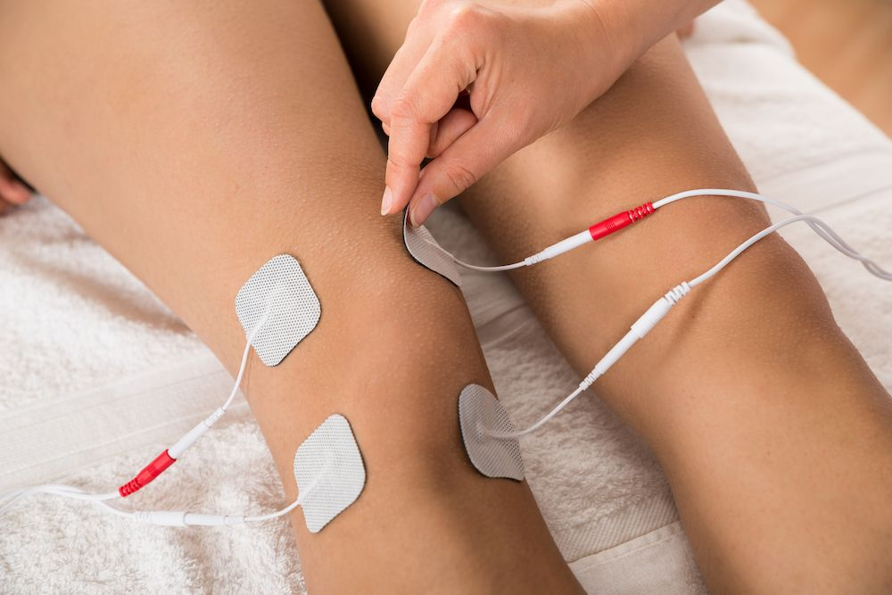 Electrical Muscle Stimulation for Pain Management