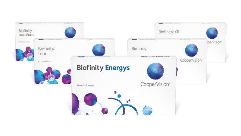 Biofinity®family