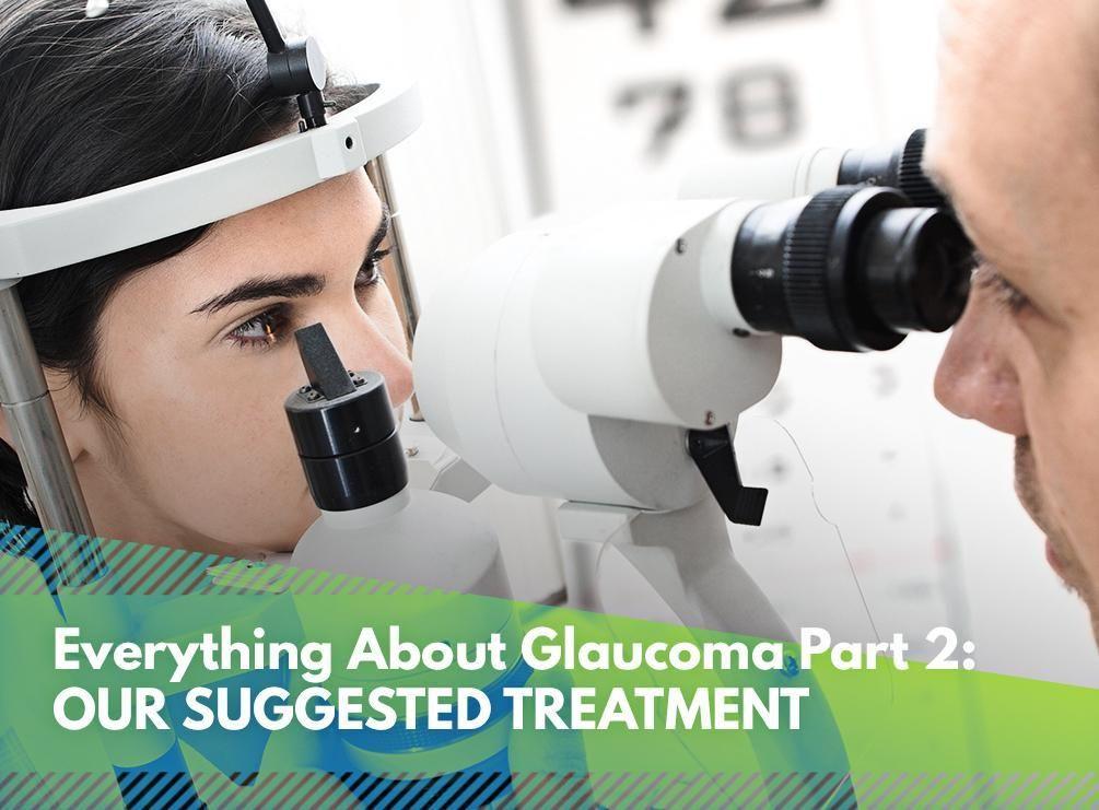 prevent glaucoma