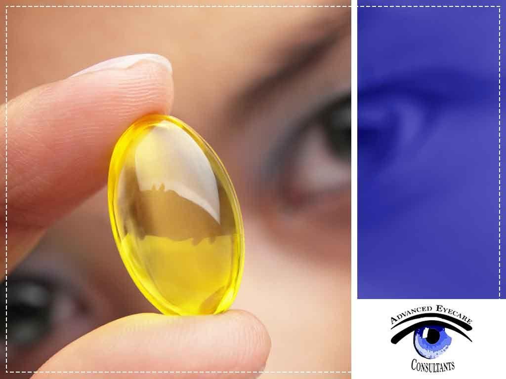 common eye supplements
