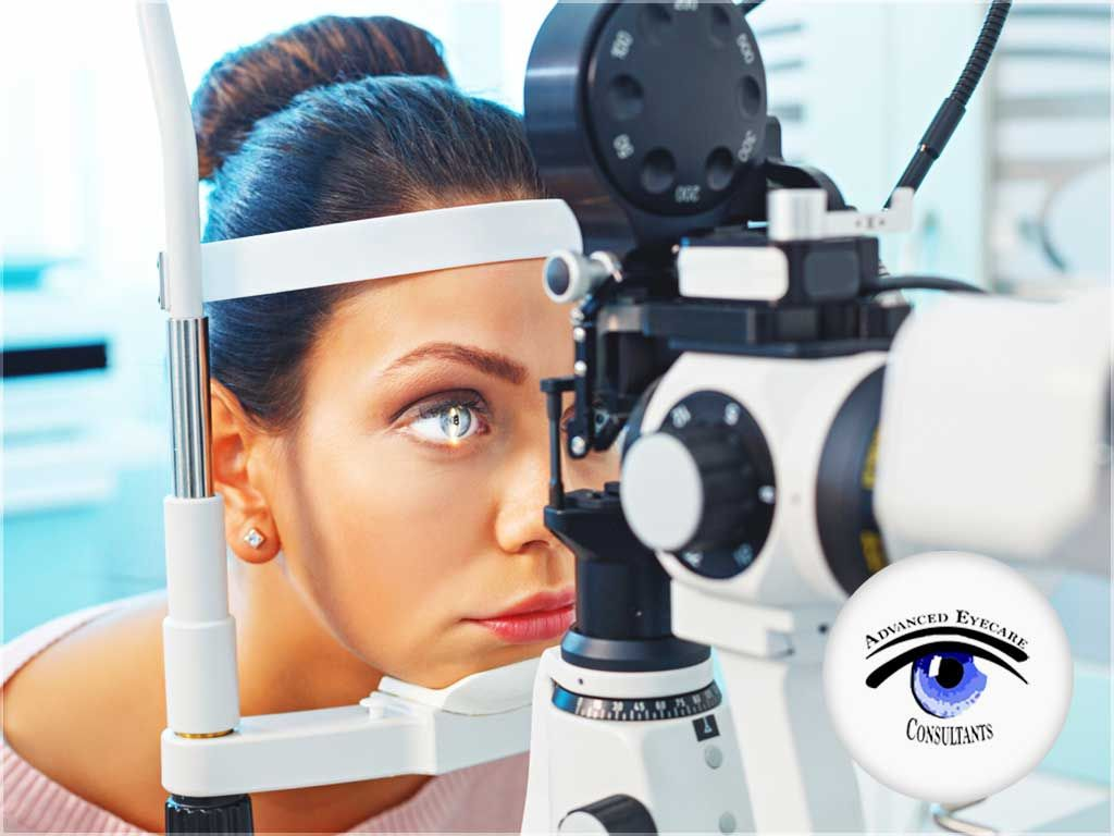 Medical Eye Exam
