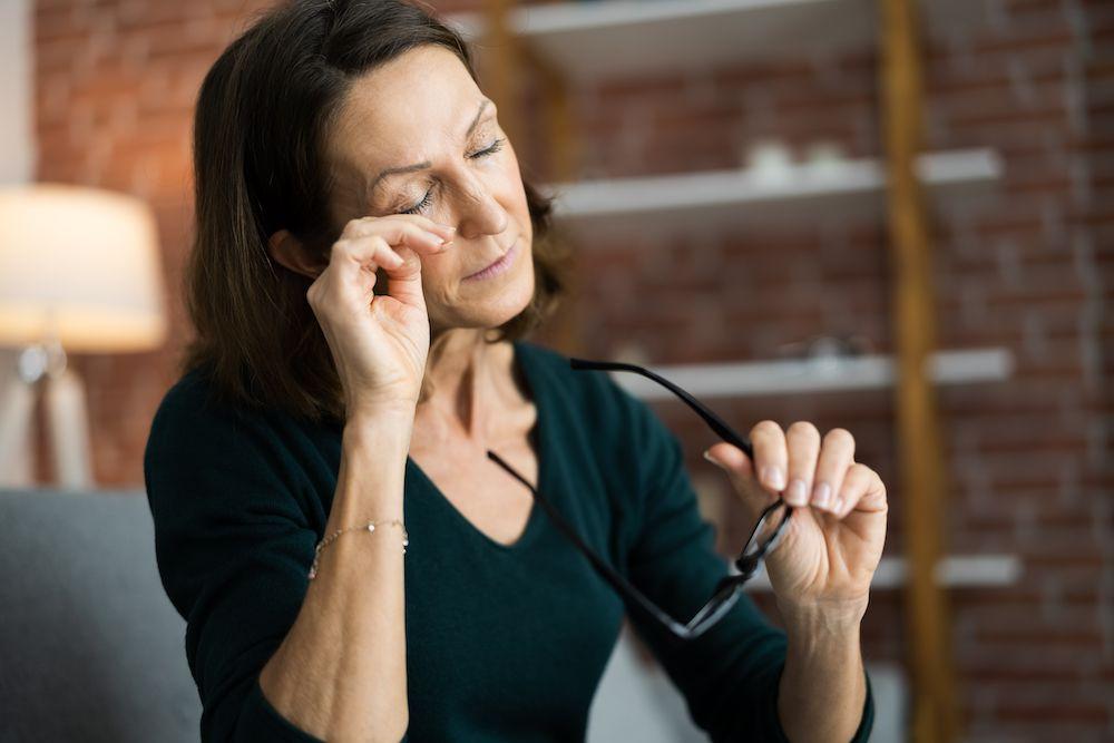 Preventing Dry Eyes