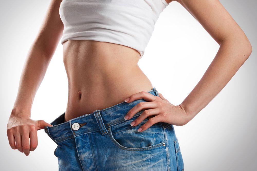 thin waist
