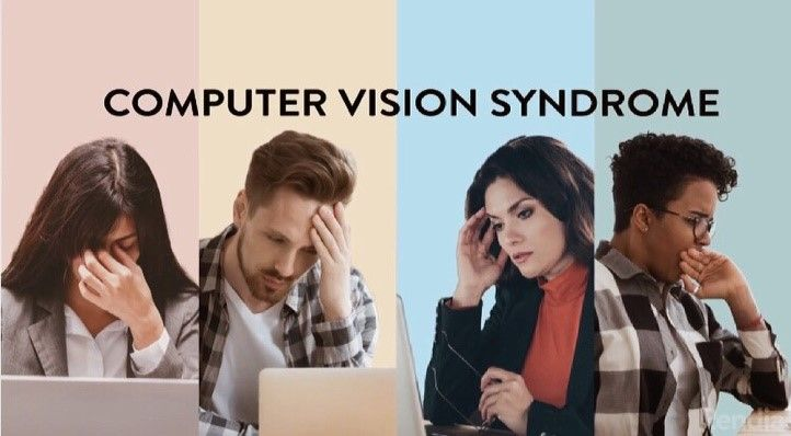 5 Steps to Combat Computer Vision Syndrome (CVS)