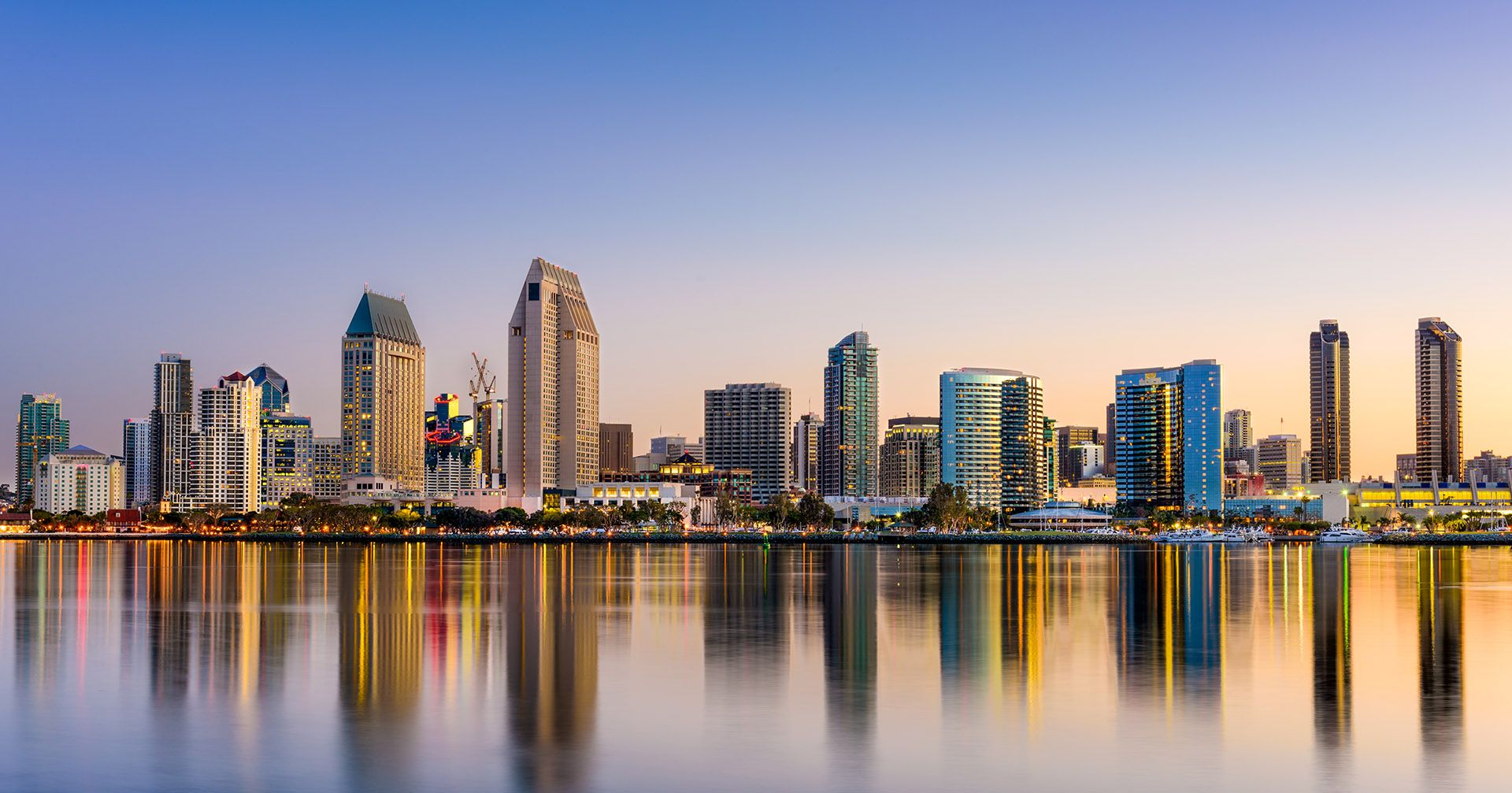 Beautiful San Diego High Rise Buildings