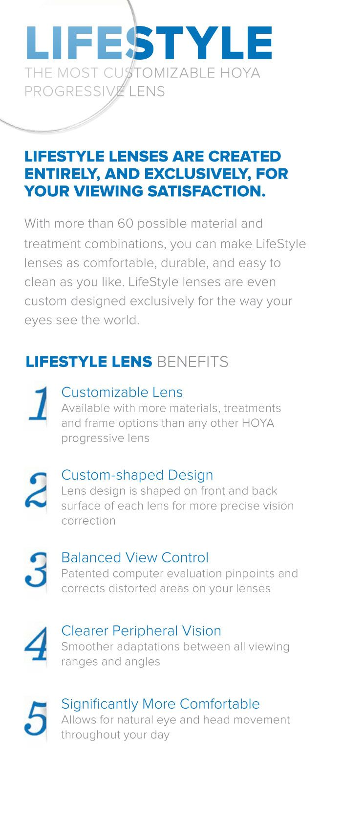 lifestyle lenses