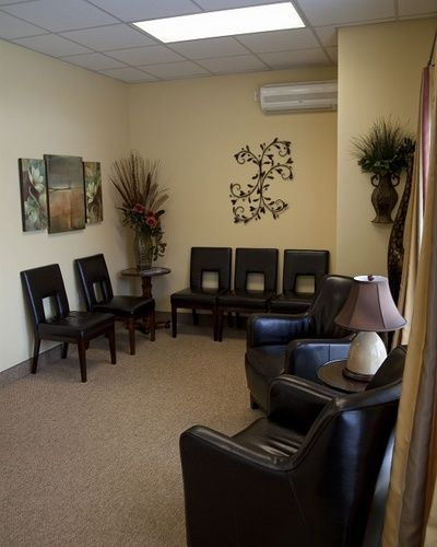 Waiting Room at Paducah Dentist