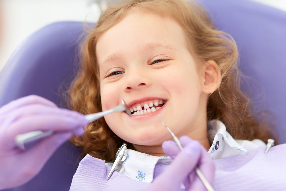 The Benefits of Early Childhood Dental Visits
