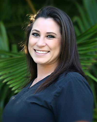 Vero Dental Spa dentist - Ashleigh