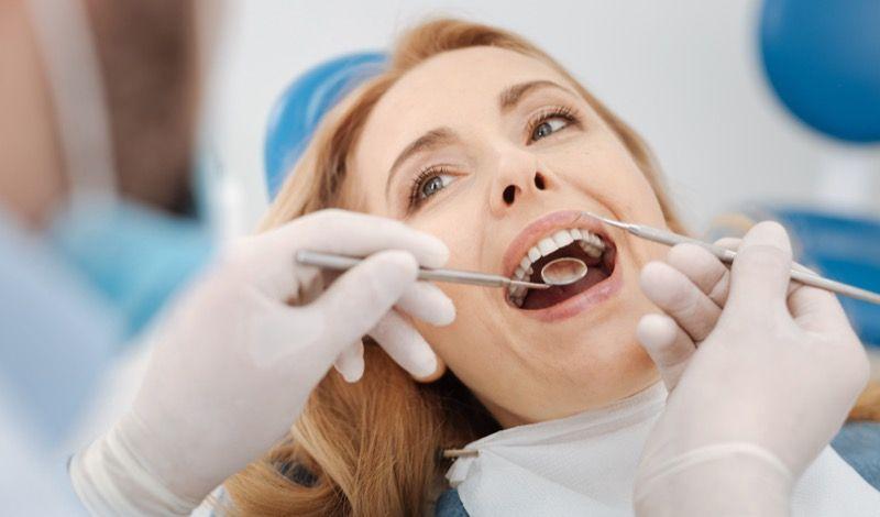 Dental Crown Repair