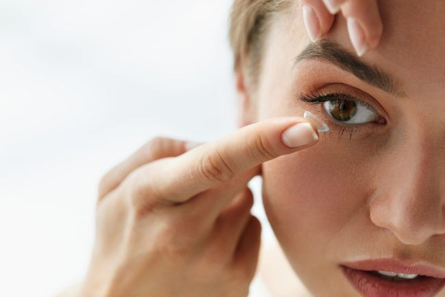 Contact Lenses: What Are My Options?