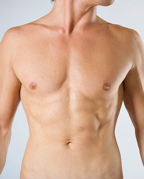 Male Breast Lipo