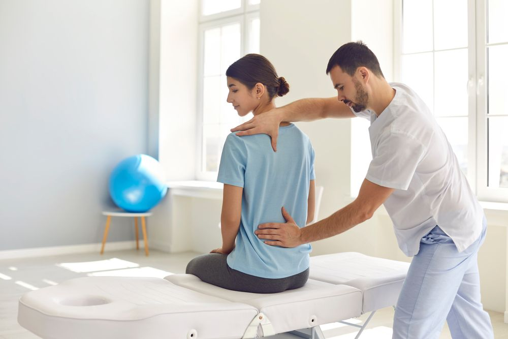 Chiropractic Care for Spinal Misalignment