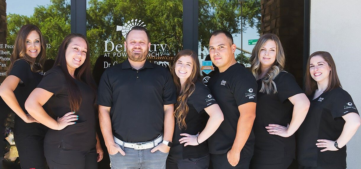 team of dentistry at power ranch